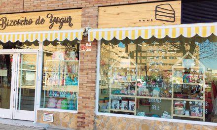 'Bizcocho de Yogur' en Pinto, un concepto de tienda diferente