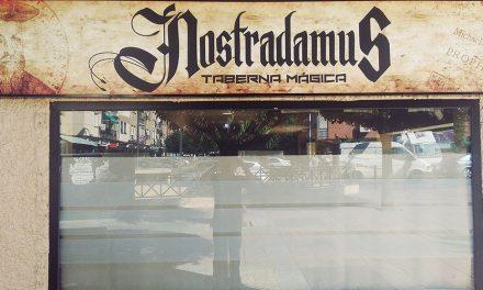 Nostradamus Bar – Cafetería