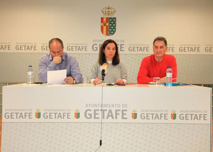 Getafe pide la subida de las pensiones