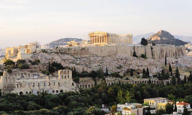 Atenas, corazón de Grecia