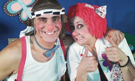 Carnaval infantil con concurso de disfraces y teatro