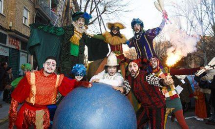 Fin de semana grande del Carnaval de Pinto 2018