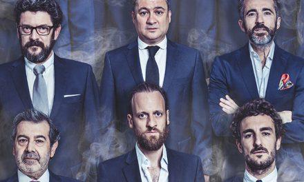 La obra teatral 'Smoking Room' llega este fin de semana al Teatro Federico García Lorca