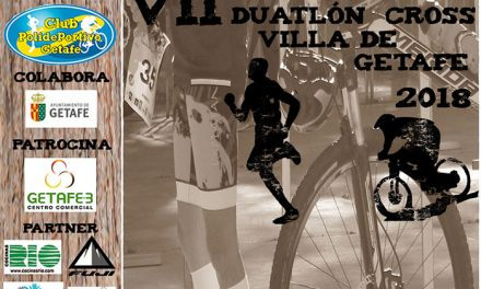 Abierto el plazo de inscripción para el VII Duatlón Cross 'Villa de Getafe'