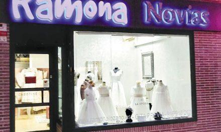 Ramona Novias, la tienda para ir ideal en las ocasiones especiales