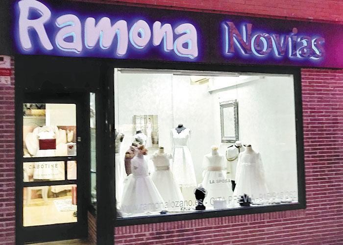 Ramona Novias La Tienda Para Ir Ideal En Las Ocasiones