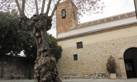 Iglesia de San Martín Obispo, Valdilecha