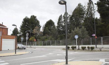 El Ayuntamiento de Getafe mejora el alumbrado público en una de las urbanizaciones del Sector III