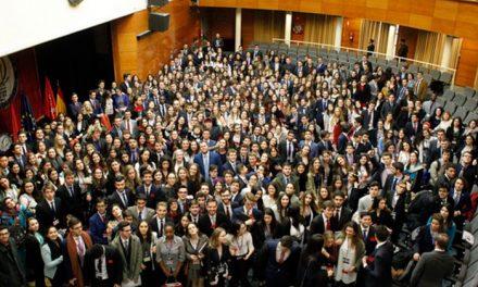 600 estudiantes de los cinco continentes debatirán en Getafe sobre los grandes retos del siglo XXI