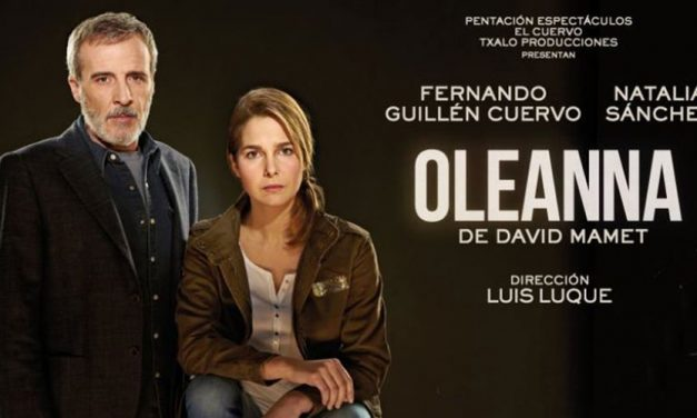 Natalia Sánchez y Fernando Guillén Cuervo llegan al Teatro García Lorca con la obra 'Oleanna'