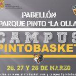Campus de Tecnificación de Baloncesto en Pinto
