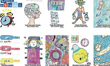 Campaña por la puntualidad en los colegios de Pinto