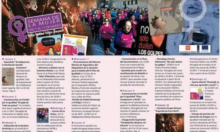 Semana de la Mujer 2018 en Pinto