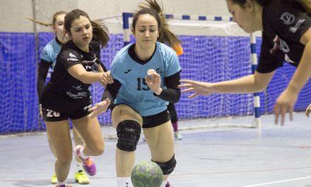 Getasur se lleva el derbi contra Leganés en uno de sus mejores partidos del curso