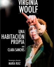 La obra de Virginia Woolf 'Una habitación propia' con la actriz Clara Sanchís llega al Teatro Federico García Lorca