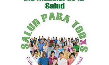 Revista municipal de abril, con toda la programación de la Semana de la Salud