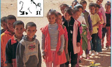 Vacaciones en paz con la Asociación Pinto con el Sáhara