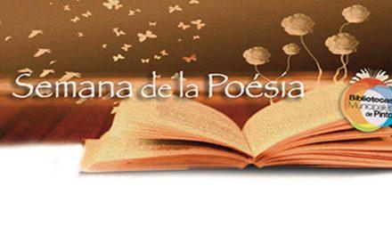 Semana de la poesía en Pinto
