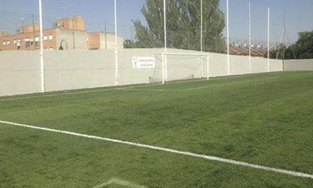 Inicio de obras en instalaciones deportivas de Pinto