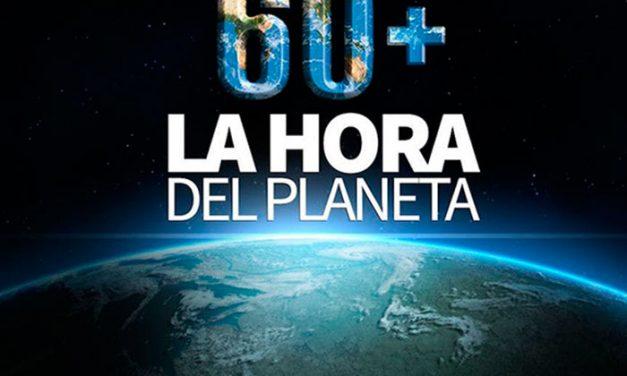 Pinto se sumará al apagón ecológico por La Hora del Planeta 2018