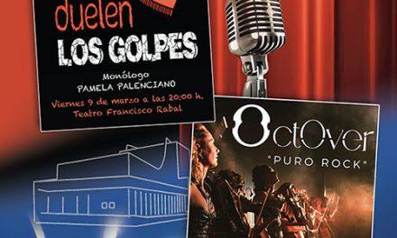 Monólogo y concierto en Femenino plural para el fin de semana en Pinto
