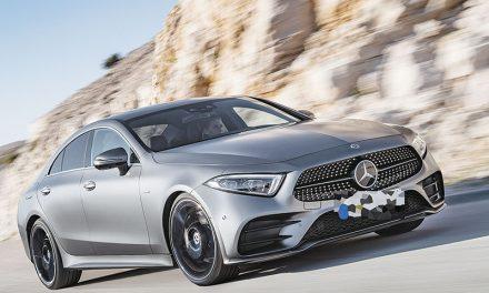 Disponible el nuevo Mercedes Benz CLS