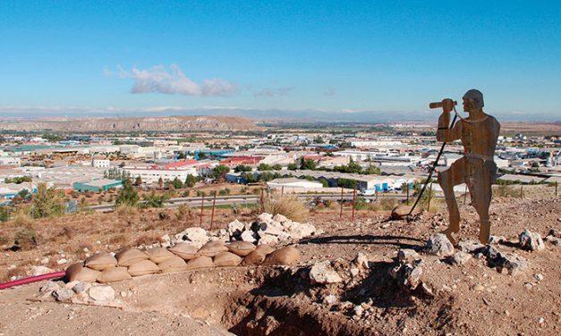 Cerro Melero, arqueología de la Guerra Civil en Arganda del Rey