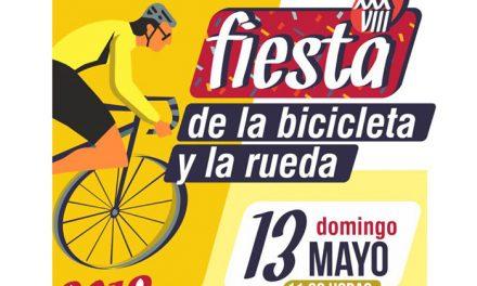 A la venta los dorsales para la Fiesta de la Bicicleta y la Rueda