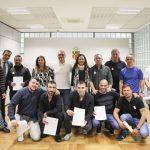 11 trabajadores de LYMA han firmado sus contratos indefinidos