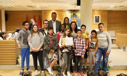 700 escolares de Getafe han participado en el certamen 'Un cuento intercultural'