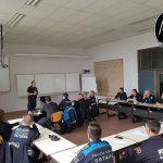 La Unidad Canina de Getafe participa en unas Jornadas con la Policía Federal Belga