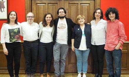Juan José Rodinás recibió el Premio Internacional de poesía Margarita Hierro