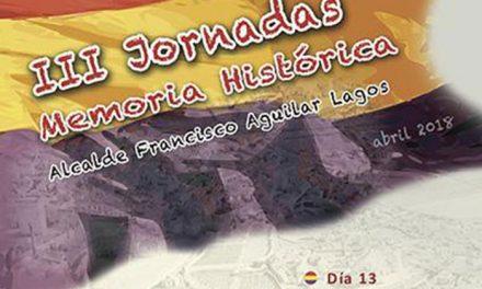 III Jornadas de la Memoria Histórica en Pinto