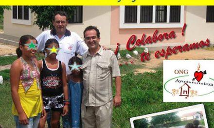 La ONG Ayudafortaleza celebra un nuevo mercadillo solidario el 8 de abril