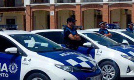 Bases para más agentes de policía en Pinto