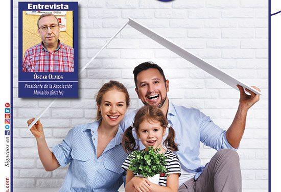 Ayer & hoy – Getafe-Pinto – Revista Abril 2018