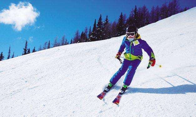 Esquiando sin gluten