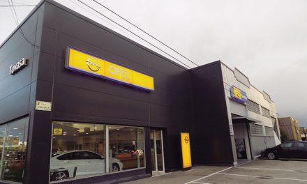 TOVASA Opel Pinto, mucho más que un concesionario