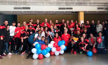 El Club Voleibol Pinto ya es súper