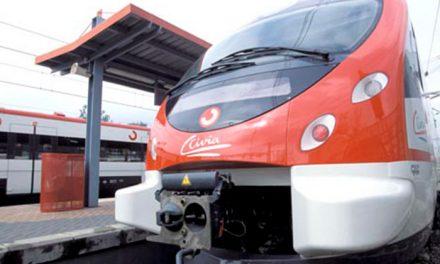 Renfe cambiará la plataforma de las vías del Cercanías como solución a las vibraciones de la C-4