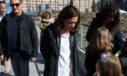 La alcaldesa alcanza nuevos compromisos con la Comunidad de Madrid para el inicio del curso escolar en lo que respecta a las obras