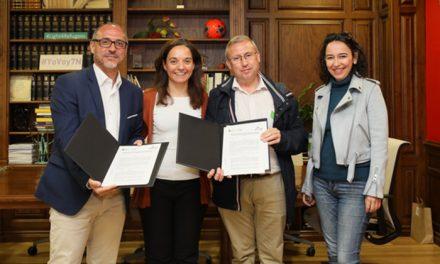 LYMA firma un convenio de inclusión social con la asociación Murialdo