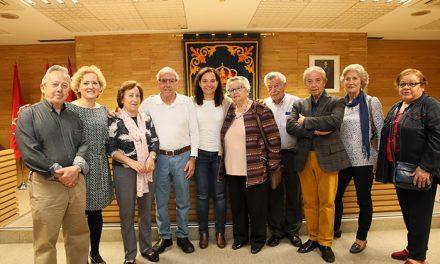 Getafe renueva las Juntas de los Clubes de Mayores