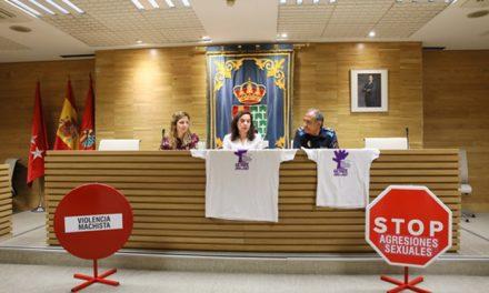 Las voluntarias y voluntarios de la Unidad Violeta reciben una formación especializada