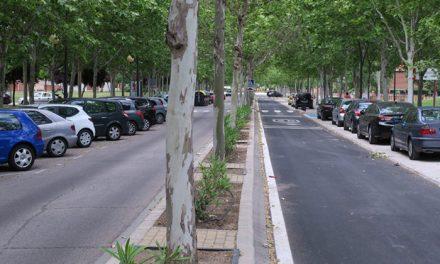 Renovadas las aceras y mejorado la accesibilidad en Getafe Norte gracias a Presupuestos Participativos