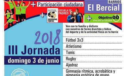 Las estrellas del fútbol sala mundial Ricardinho y Carlos Ortiz participarán en la III Jornada del Deporte Familiar en la calle