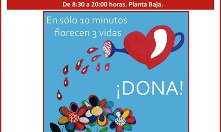 XVI Maratón de Donación de Sangre del Hospital Universitario de Getafe