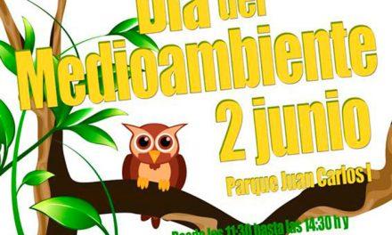 Pinto celebra el Día del Medio Ambiente