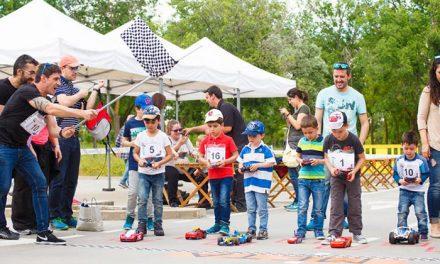 Celebrado el I Campeonato de coches teledirigidos Pistón de Pinto