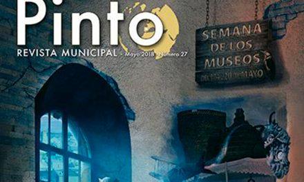 Fiestas del Cristo, Semana de los Museos y Día del Libro en la Revista Municipal de Mayo